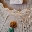 aegean sea เสื้อสเวตเตอร์ ไหมพรมเนื้อนิ่ม ใส่อุ่น แต่งดอกไม้ถักน่ารัก thumbnail 15