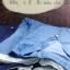 เสื้อลำลอง ผ้ายีนส์นิ่ม ชายลูกไม้ thumbnail 7