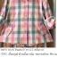 SM2 เสื้อคุลมลายสก้อตสไตล์ญี่ปุ่น มี hood thumbnail 7