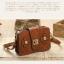 กระเป๋าหนัง pu รุ่นสะพายไหล่ทรงกระเป๋าสตางค์ thumbnail 16