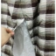 กระโปรงผ้าฝ้าย 2 ชั้น สไตล์ญี่ปุ่น ชายลูกไม้ thumbnail 4