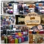 กระเป๋าเดินทางล้อลากไฟเบอร์ รุ่น colorful ชมพูขอบเขียว ขนาด 20/24/28 นิ้ว thumbnail 7