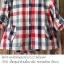 SM2 เสื้อคุลมลายสก้อตสไตล์ญี่ปุ่น มี hood thumbnail 8