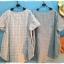 เสื้อผ้าฝ้ายลายสก้อตสไตล์ญี่ปุ่น เนื้อผ้านิ่มมากๆ thumbnail 10