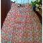 wipcream เดรส 2 ชิ้น สไตล์ญี่ปุ่น ผ้าคอตตอนนิ่มพริ้ว ลายดอกไม้สีสดใส thumbnail 3