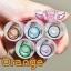 Orange Brown Dreamcolor1 คอนแทคเลนส์ ขายส่งคอนแทคเลนส์ Bigeyeเกาหลี ขายส่งตลับคอนแทคเลนส์ ขายส่งน้ำยาล้างคอนแทคเลนส์ thumbnail 1
