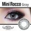 Mini Rocco Gray Dreamcolor1เลนส์นิ่มใส่สบาย คอนแทคเลนส์ ขายส่งคอนแทคเลนส์ ขายส่งBigeye Bigeyeเกาหลี thumbnail 2