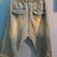 กางเกงยีนส์แต่งเซอร์ สีฟอก ขา 5-9 ส่วน thumbnail 6