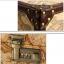 กระเป๋าเดินทางวินเทจ รุ่น vintage classic ลายแผนที่ ขนาด 24 นิ้ว thumbnail 8