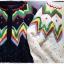 Nordic Style เสื้อคลุม cardigan กันหนาวลายสแกนดิเนเวีย thumbnail 12