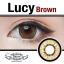 Lucy Brown Dreamcolor1เลนส์นิ่มใส่สบาย คอนแทคเลนส์ ขายส่งคอนแทคเลนส์ ขายส่งBigeye Bigeyeเกาหลี thumbnail 2