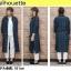 เดรสเชิ้ตผ้าฝ้ายลายสก้อตคลาสสิค สีเขียวเข้ม thumbnail 4
