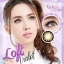 Loft Violet Dreamcolor1เลนส์นิ่มใส่สบาย คอนแทคเลนส์ ขายส่งคอนแทคเลนส์ ขายส่งBigeye Bigeyeเกาหลี thumbnail 1