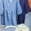 เสื้อลำลอง ผ้ายีนส์นิ่ม ชายลูกไม้ thumbnail 2