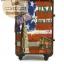 กระเป๋าเดินทางวินเทจ รุ่น vintage classic ลายเมืองนิวยอร์ก ขนาด 20 นิ้ว thumbnail 3