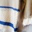 Ochirly เสื้อสเวตเตอร์ ไหมพรมทอลายเนื้อนิ่ม แต่งแขนด้วยลูกไม้สีขาวระบาย thumbnail 7