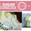 Cube sugar เสื้อยืดเนื้อนิ่ม สไตล์ญี่ปุ่น สกรีนลายด้านหน้า thumbnail 1