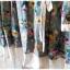 QJH เดรสผ้าซาตินลายดอกไม้สไตล์วินเทจ thumbnail 12