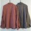 sm2 เสื้อเชิ้ตลายสก้อตสไตล์ญี่ปุ่น thumbnail 8