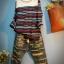กางเกงยีนส์แต่งเซอร์ สีฟอก ขา 5-9 ส่วน thumbnail 7
