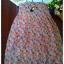 wipcream เดรส 2 ชิ้น สไตล์ญี่ปุ่น ผ้าคอตตอนนิ่มพริ้ว ลายดอกไม้สีสดใส thumbnail 4