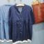 เสื้อลำลอง ผ้ายีนส์นิ่ม ชายลูกไม้ thumbnail 5