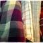 เสื้อผ้าฝ้ายลายสก้อตสไตล์ญี่ปุ่น เนื้อผ้านิ่มมากๆ thumbnail 4