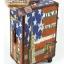 กระเป๋าเดินทางวินเทจ รุ่น vintage classic ลายเมืองนิวยอร์ก ขนาด 20 นิ้ว thumbnail 1