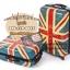 กระเป๋าเดินทางแฟชั่น แนวๆ ลายธงชาติอังกฤษ ขนาด 24 นิ้้ว thumbnail 1