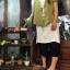 เสื้อคลุมผ้าฝ้าย สไตล์ลำลองญี่ปุ่น thumbnail 8