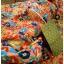 wipcream เดรส 2 ชิ้น สไตล์ญี่ปุ่น ผ้าคอตตอนนิ่มพริ้ว ลายดอกไม้สีสดใส thumbnail 11