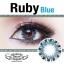 Ruby Blue Dreamcolor1 เลนส์นิ่มใส่สบาย บิ๊กอายเกาหลีแท้100% ขายส่งคอนแทคเลนส์ ขายส่งBigeye thumbnail 2