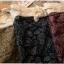 กางเกงขายาว ผ้าฝ้ายสไตล์ญี่ปุ่น ลายกราฟฟิครูปใบไม้ thumbnail 11