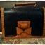 กระเป๋าหนัง pu รุ่นสะพายไหล่ แต่งโบว์ด้านหน้า thumbnail 6