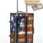 กระเป๋าเดินทางวินเทจ รุ่น vintage classic ลายเมืองนิวยอร์ก ขนาด 20 นิ้ว thumbnail 4