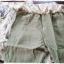 M babyruy กางเกงกระโปรงขายาวผ้าฝ้ายลายดอกไม้ thumbnail 6