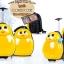 กระเป๋าเดินทางเด็ก รุ่น Animal ลูกไก่ thumbnail 4
