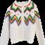 Nordic Style เสื้อคลุม cardigan กันหนาวลายสแกนดิเนเวีย thumbnail 2