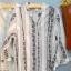 Megurumi เสื้อคอตตอนลายพรินท์สไตล์วินเทจ thumbnail 4