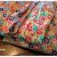 wipcream เดรส 2 ชิ้น สไตล์ญี่ปุ่น ผ้าคอตตอนนิ่มพริ้ว ลายดอกไม้สีสดใส thumbnail 10