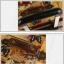 กระเป๋าเดินทางวินเทจ รุ่น vintage classic ลายผีเสื้อ ขนาด 24 นิ้ว thumbnail 6