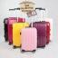 กระเป๋าเดินทางไฟเบอร์ รุ่น Aluminium น้ำเงิน ขนาด 24 นิ้ว thumbnail 6