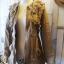 เสื้อคลุม overcoat แต่งลูกไม้ เอวรูด( สีน้ำตาล ) thumbnail 7