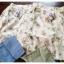 M babyruy กางเกงกระโปรงขายาวผ้าฝ้ายลายดอกไม้ thumbnail 1
