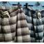 กระโปรงผ้าฝ้าย 2 ชั้น สไตล์ญี่ปุ่น ชายลูกไม้ thumbnail 2