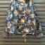 เสื้อแจ๊กเก๊ต มี hood ผ้ายีนส์ลายดอกไม้วินเทจ thumbnail 8