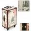 กระเป๋าเดินทางวินเทจ รุ่น vintage classic ลายเมืองยุโรป ขนาด 24 นิ้ว thumbnail 6