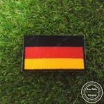 อาร์มปักธงเยอรมัน