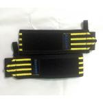 MAXXFiT Wrist Wrap(สายรัดข้อมือยกเวท) สีเหลือง