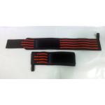 MAXXFiT Wrist Wrap(สายรัดข้อมือยกเวท) สีแดง